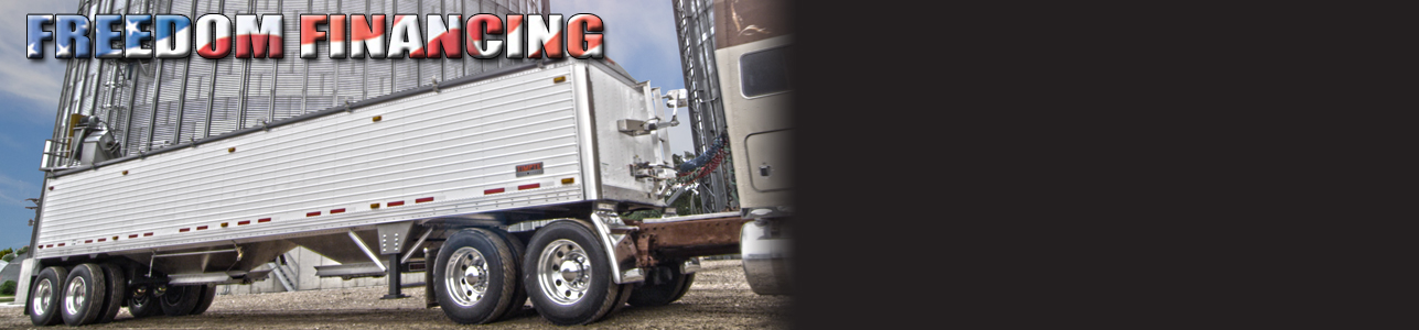 Grain Trailer Financing
