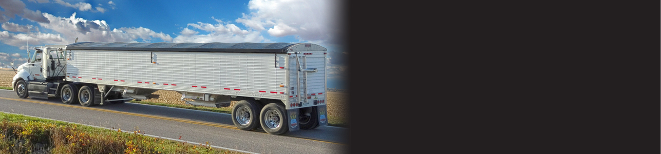 Slide Grain Trailer