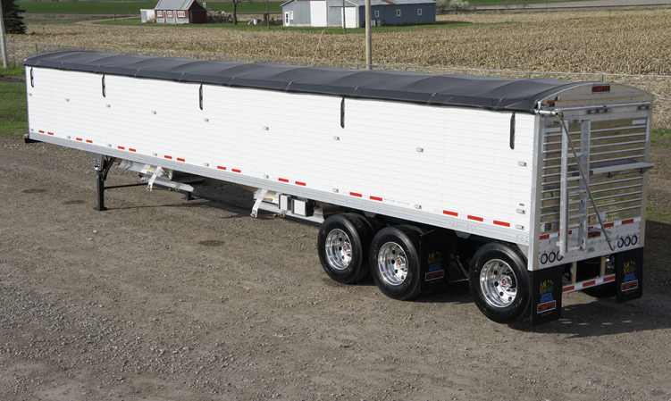 3 Axle Tractor Trailer Axle Weight Limits : Tri axle
