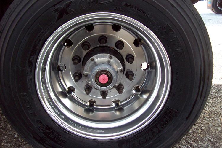 Alcoa Dura Brite Wheels